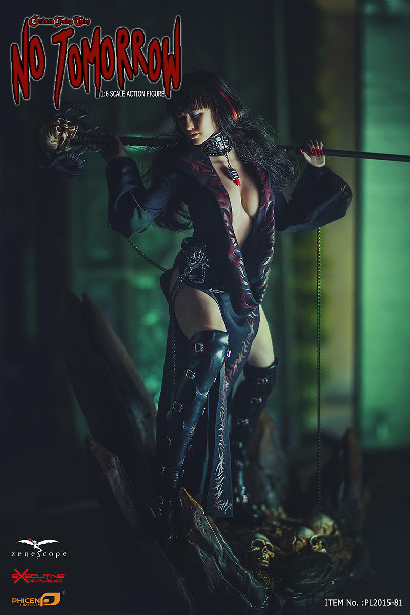 1/6 Scale Grimm Fairy Tales NO TOMORROW Action Figure Model Toys Gifts Collections Free Shipping  grimm s грузовик мини синий с 1 года