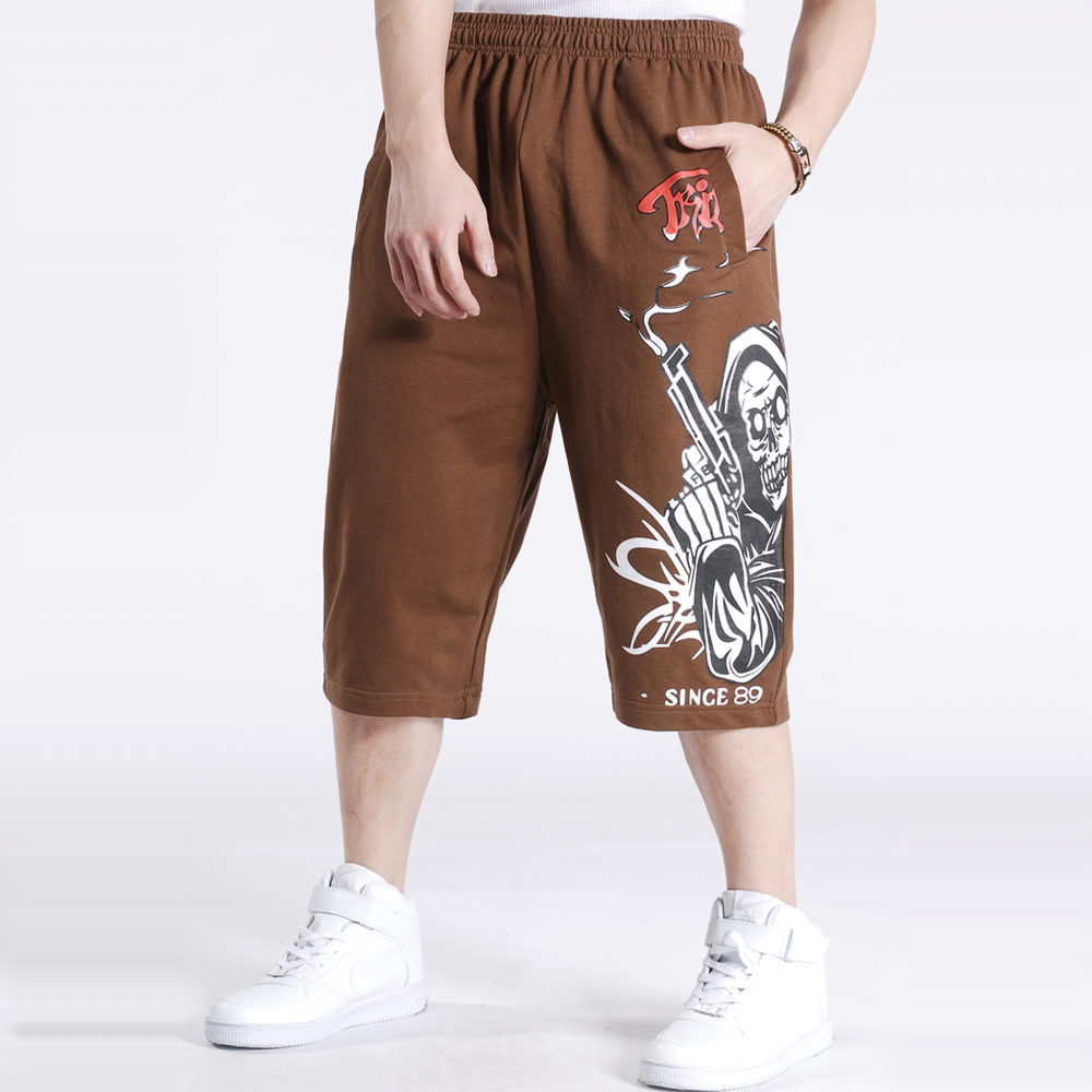 2019 Fashion Brand Summer Hip Hop Plus Size Casual Male Men Jogger Clothing Exercise Shorts Men Homme Bermuda Masculina A31