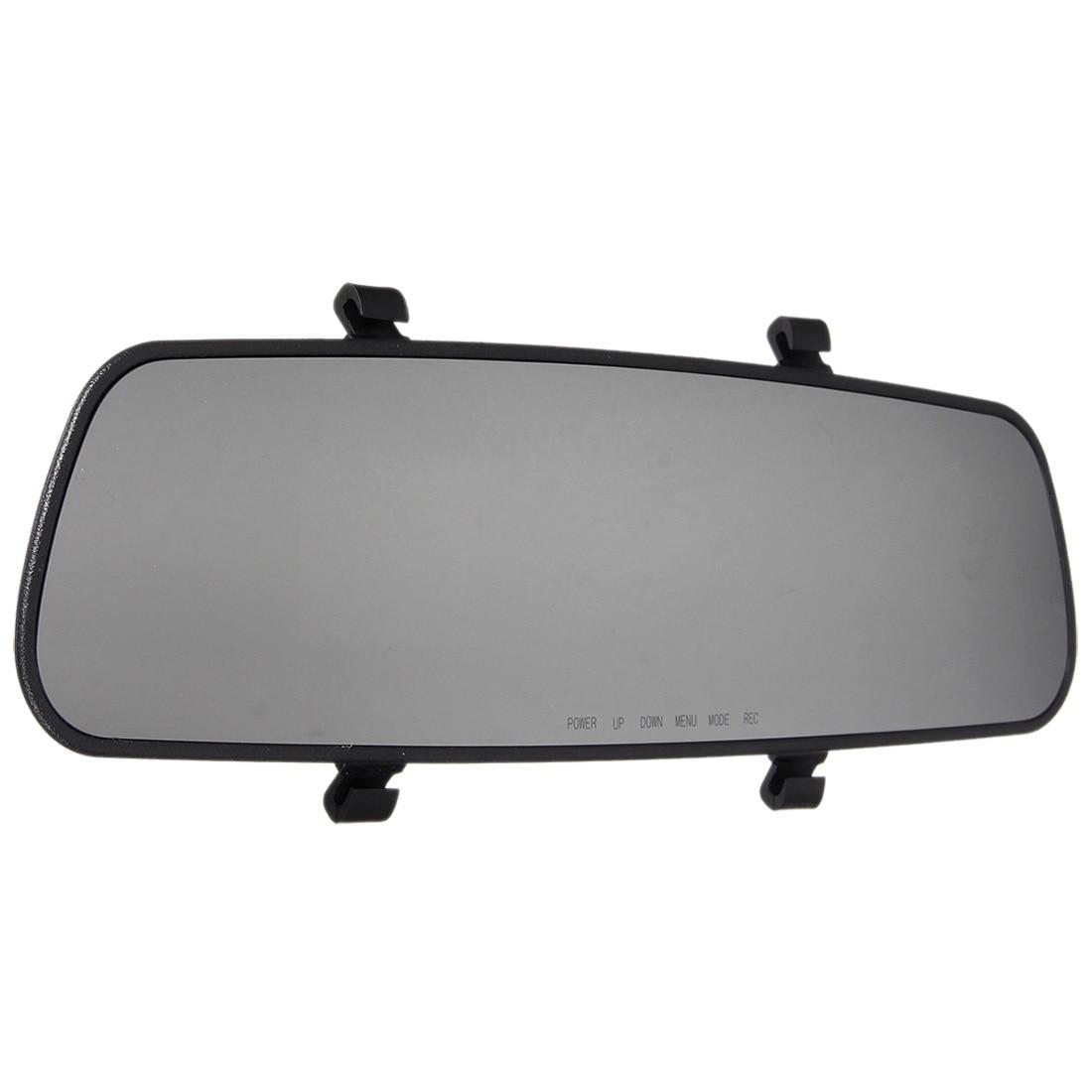 HD Dash Cam Video Recorder Rearview Mirror Car Camera Vehicle DVR Night Vision