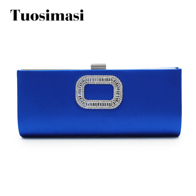 12af2bcc67938 New 2017 blue and gold evening bags top quality day clutch bag elegant blue bag  party wedding bridal purse handbags(C1056)