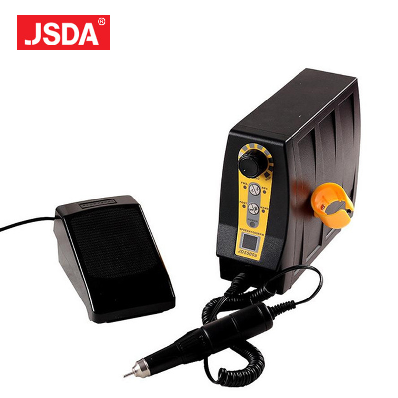 Direct Selling Real Jsda jd8500 Electric Nail File Manicure Pedicure Machine Jewelry Jade Grinding Nail Drill Equipment reciprocating gas file file pneumatic vibration grinding machine grinding machine bd 0049