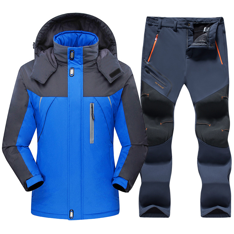 Professional Sale Ccivicfree Mens Windproof Waterproof Hiking Jacket Outdoor Winter Ski Suit Thermal Snowboard Trekking Fleece Jacket And Pants Commodities Are Available Without Restriction Sports & Entertainment