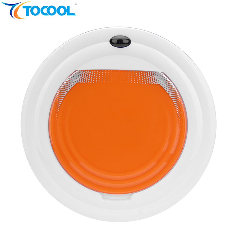 TOCOOL TC-350 Vacuum Cleaner Robot Smart Automatic Robot Cleaner Floor Sweeper Home Cleaning Robot Sweeping Machine sweeping robot smart ultrathin mute vacuum cleaner for home wipe mop machine automatic cleaning robot page 7