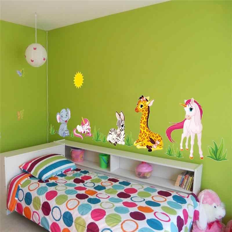 Film Populer Indah Saya Kuda Pony Stiker Dinding Untuk Anak Anak Dekorasi Kamar X012 Diy Rumah Stiker Hewan Kartun Mural Seni Poster 5 0 Sticker For Kids Room Wall Stickers For Kidswall Sticker Aliexpress