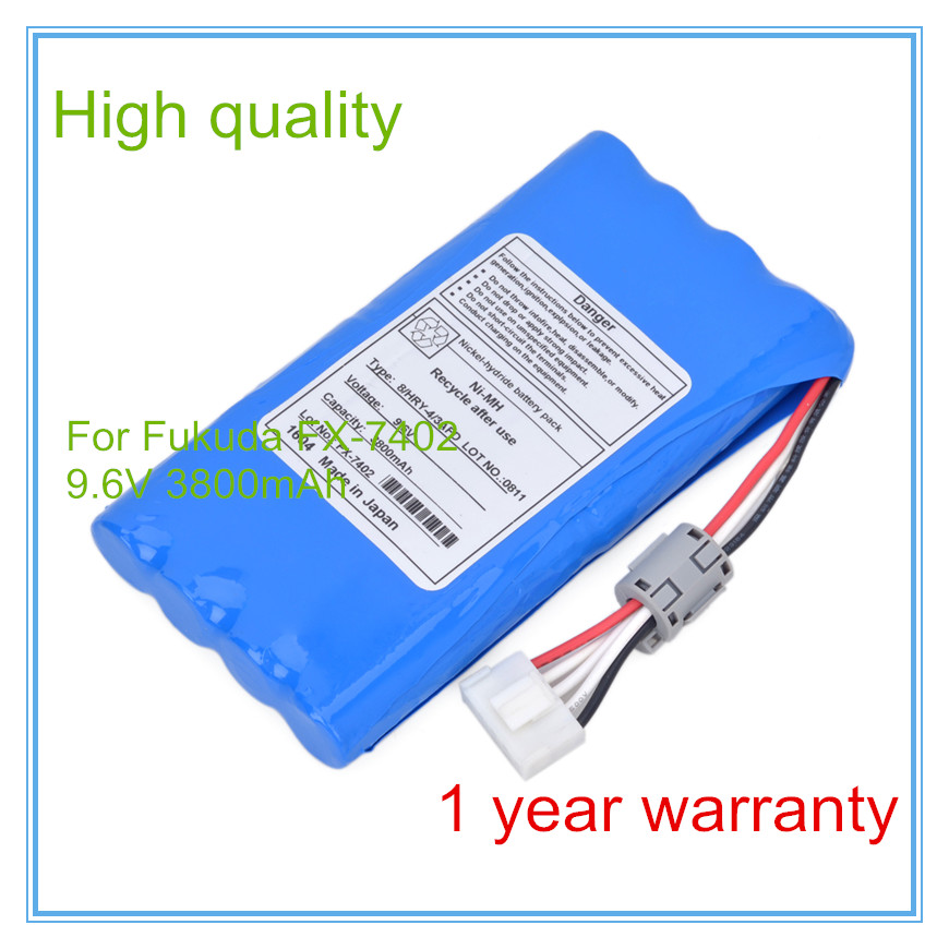 Replacement for  ECG Machines FX-7402 8/HRY-4/3AFD EKG Machines Biomedical Medical Battery replacement for ecg machines fx 7402 8 hry 4 3afd ekg machines biomedical medical battery