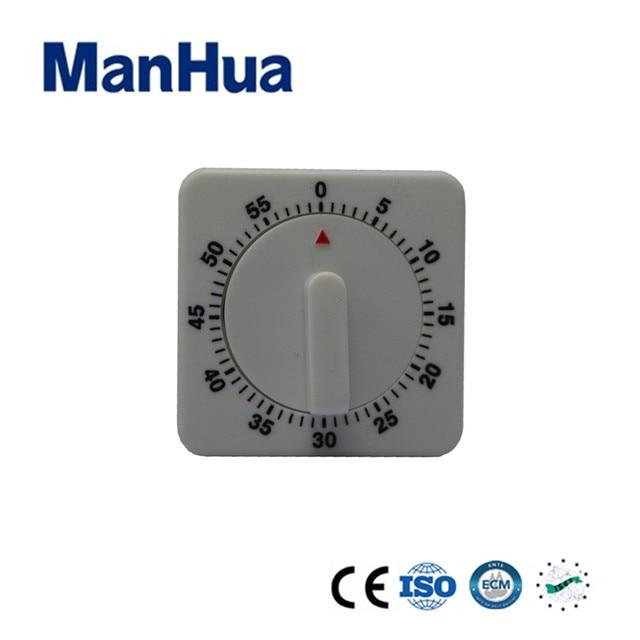 US $3.1  Manhua Conto Alla Rovescia Timer Da Cucina S T203 Auto Anello di 3  5 Secondi Senza Consumo di Timer Meccanico Chronometry in Manhua Conto ...