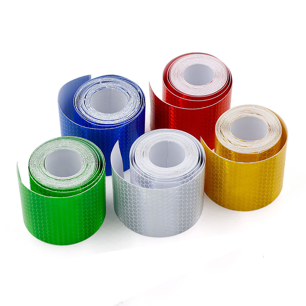 Reflective Tape 5*300cm Car Styling Safety Warning Material;