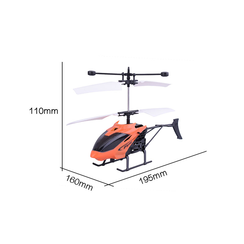 Helicopter Drone D715 Aircraft 2