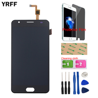 5 5 LCD Display Touch Screen Glass Digitizer Panel Len Sensor Assembly Replacement For Oukitel K6000
