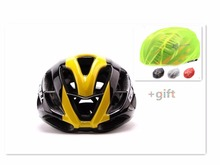 CAIRBULL brand riding helmet 2016 latest road bike pneumatic broken helmet 12 color L