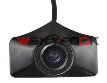 imágenes para 600L CCD de Visión Nocturna de Coches Logo Vista Frontal Del Vehículo Marca cámara para 2012/2013 audi A6L Insignia Cámara Frontal logo positivo cámara