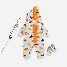Newborn Baby Boys Cotton Jumpsuits Outfits Casual Long Sleeve Toddler Infant Rompers Pajamas Children's Overalls One Piece Girls
