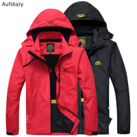979f6c4bb3 Aufdiazy Spring Autumn Thin Men S Windbreaker Hiking Camping Outdoor  Jackets Waterproof Male Trekking Cycling Sport