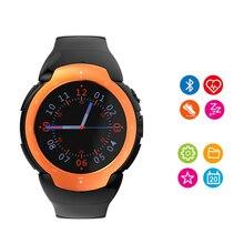 Floveme smart watch wifi quad-core-sim karte sync anruf gps schrittzähler herzfrequenz intelligente bluetooth smartwatch für ios android