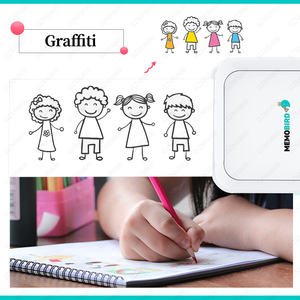 Image 5 - 2019 New Birthday Gifts for Women Children Kids Boy Girl Friend Photo Mini Bluetooth Printer Wireless Thermal Pocket Printer