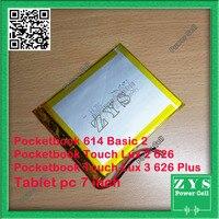 Safety Packing Lavel 4 3 7V Li Ion Battery For Pocketbook 614 Basic 2 Pocketbook Touch