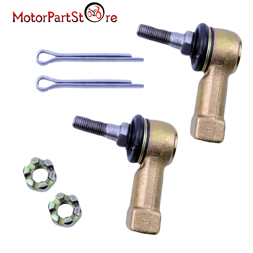 Tie Rod End Kit for Honda TRX450R 450 R 2004 2005 2006 2007 2008 2009 Motorcycle ATV Accessories #