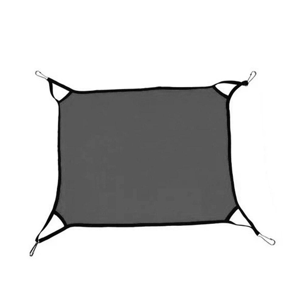 Кошка гамак кроватка кровать для домашних животных кровать теплая мягкая ткань прочный - Цвет: dark grey
