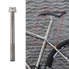 for TITO Titanium Ti 27.2mm/30.9mm/31.6mm*350mm Road MTB Bike Cycling Seatpost Mountain bike road