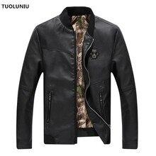 2017 hot spring мужская кожаная куртка PU мужская куртка повседневная ветровка мотоцикл одежды бесплатная доставка