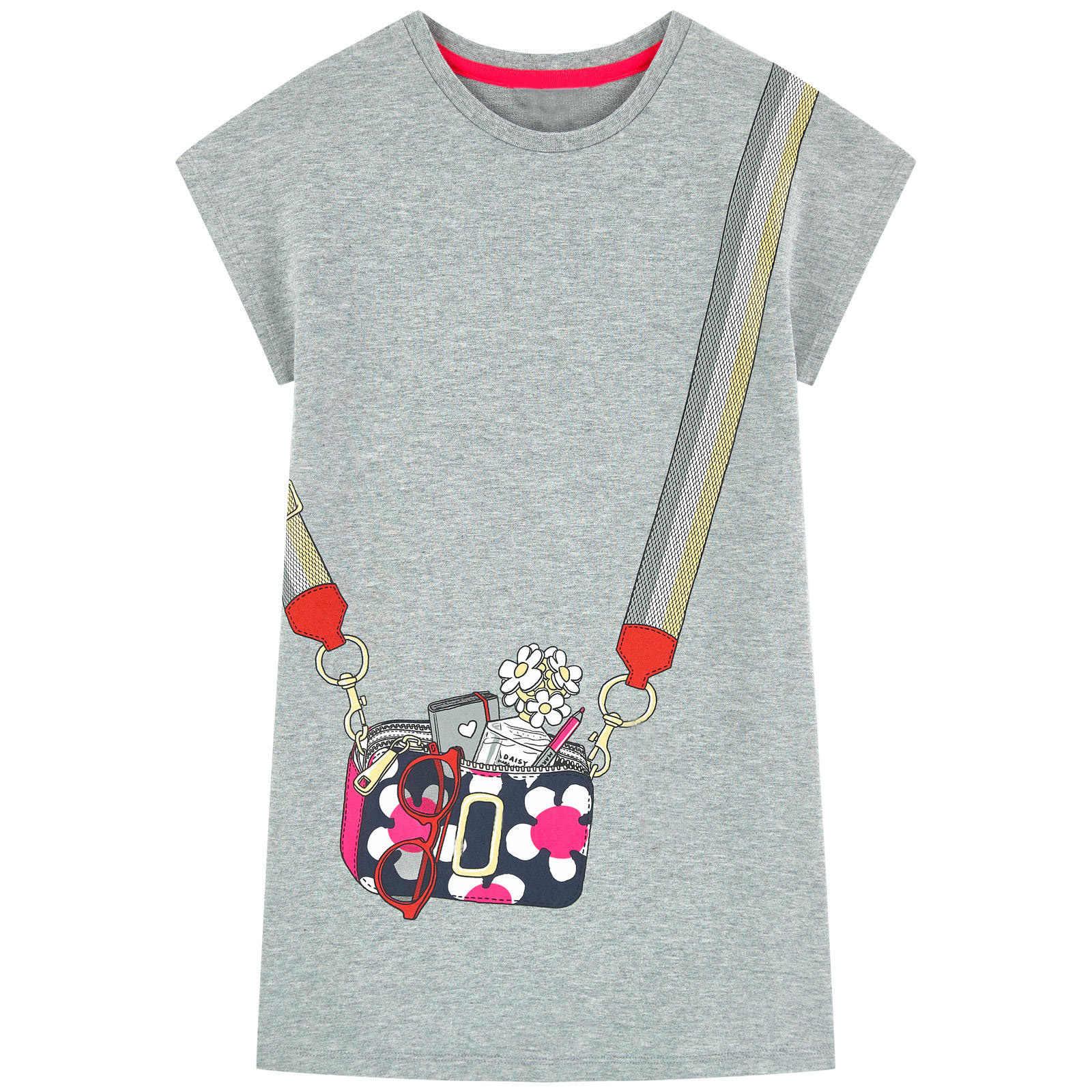 فساتين صيفية للأطفال البنات رداء Enfant فستان الأميرات ازياء للأطفال ملابس قوس قزح مطبوعة 100% ملابس قطن للبنات من الجيرسيه
