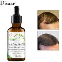 Disaar быстрое мощное средство с эссенцией для рост волос лечение эфирного масла Предотвращение выпадения волос уход за волосами Andrea 30 мл