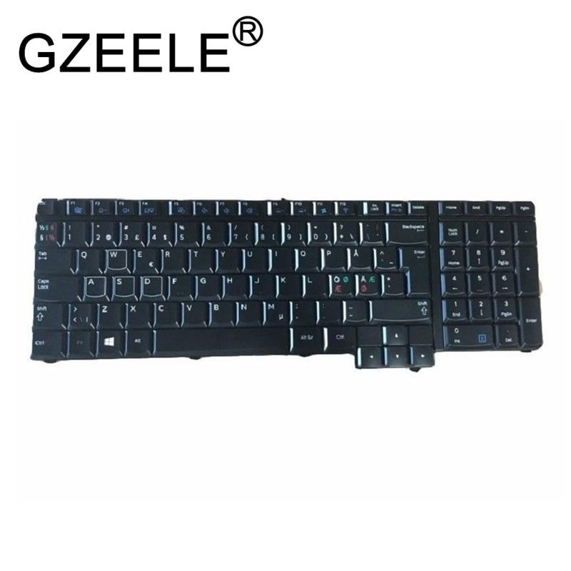 GZEELE Laptop Keyboard For Samsung NP700G7A NP700G7C 700G7A Nordic NE BA59 03154H 9Z N7FBN 01N Backlit