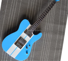 лучшая цена Factory Custom Tele Electric Guitar, Sch Electric Guitar, Blue Old Electric Guitar, Welcome to Order