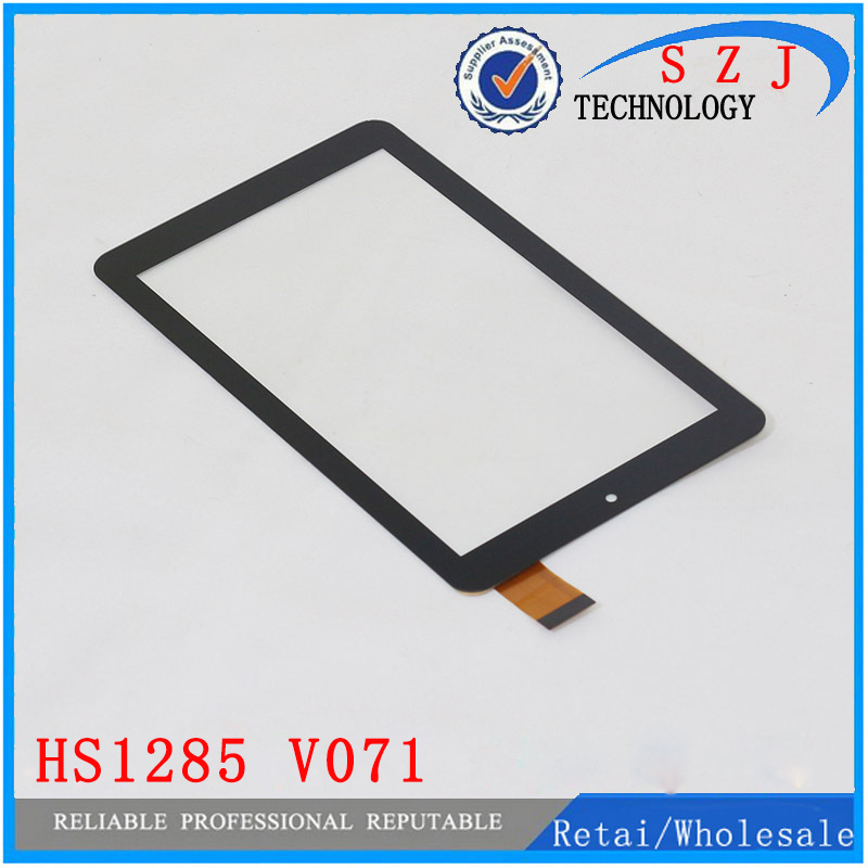 Original 7 inch HS1285 V071 touch screen panel LCD touch digitizer glass for tablet PC MID Free shipping 10pcs new 10 1 inch tablet pc for nokia lumia 2520 lcd display panel screen touch digitizer glass screen assembly part free shipping