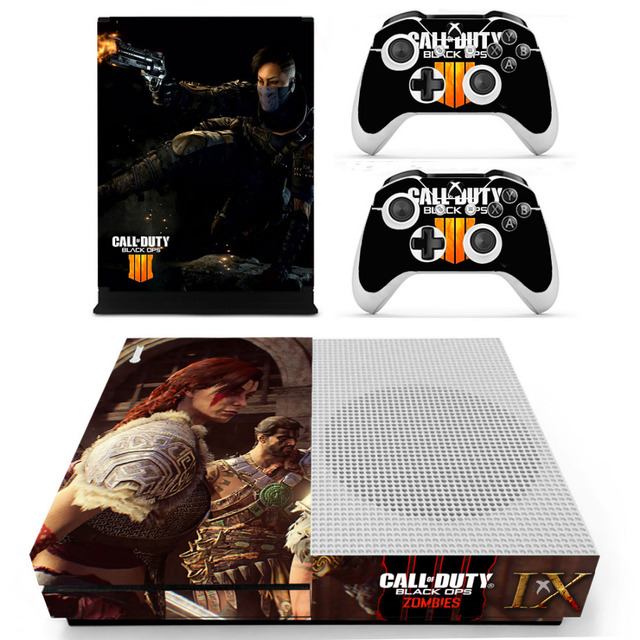 Call Of Duty Black Ops 4 Skin Sticker For Xbox One S Consoleskins Co