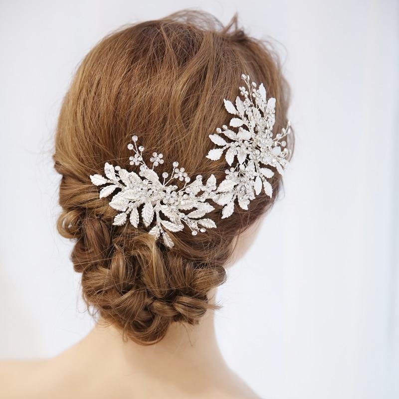 Silver-Leaf-Rhinestone-Hairbands-Wedding-Crystal-Headband-Tiara-Bridal-Rhinestone-Headband-Women-Wedding-Head-Ornaments