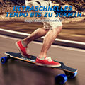 2016 US/DE Shipment Christmas smart overboard hover long board electric self balancing scooter hoverboard bluetooth skateboard
