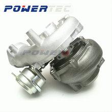 GT2260V 742417 753392 Турбокомпрессор Для BMW X5 3,0 d E53 3,0 L M57N E53 218 hp/160 кВт полная турбина Полный турбо 11657791046
