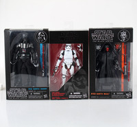 Star Wars Darth Vader Stormtrooper Darth Maul PVC Action Figure Collectible Model Toy 15 17cm KT1717