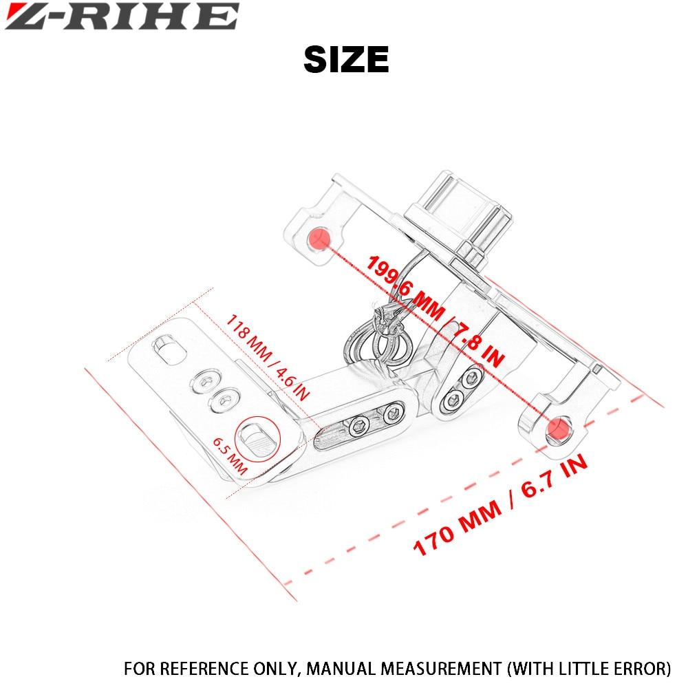 motorcycle fuse box holder