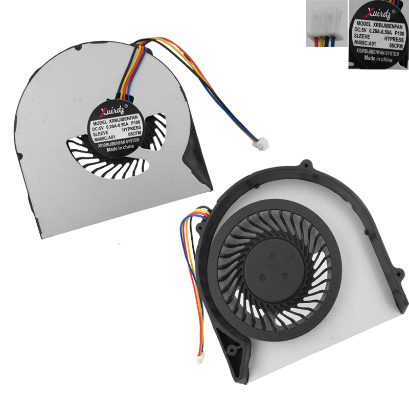 Купить с кэшбэком New Laptop Cooling Fan For LENOVO G580 version 1 PN:KSB05105HB MF60090V1-C460 CPU Cooler/Radiator