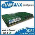 Новый запечатанный LO-DIMM 800 МГц Оперативной Памяти Настольного 2 ГБ DDR2 PC2-6400 240-конт/CL6/1.8 В совместим с все AMD/Intel материнские платы для ПК