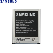 Original Replacement Battery EB-L1G6LLU For Samsung Galaxy S3 I9300 I535 I9308 L710 NFC Genuine Phone Battery 2100mAh replacement extended 4800mah battery w back cover for samsung galaxy s3 i9300 white