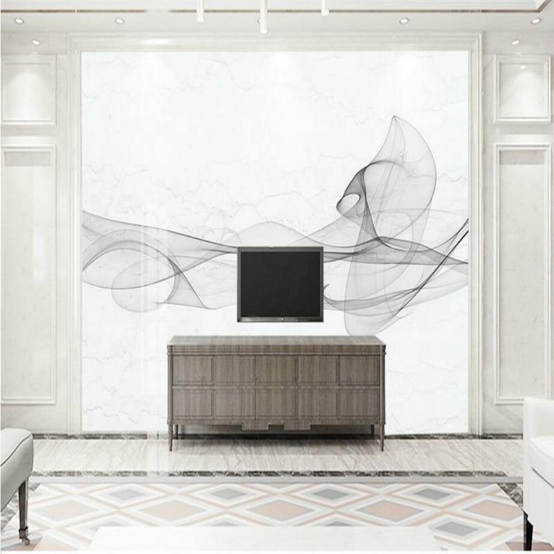 Custom Home Improvement 3D Wallpaper For Walls 3d Modern Simple