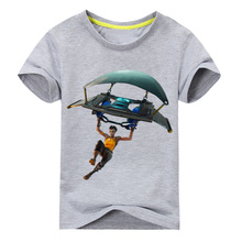 Fortnite Game Roblox T-shirt (1-15 year-old Kid)