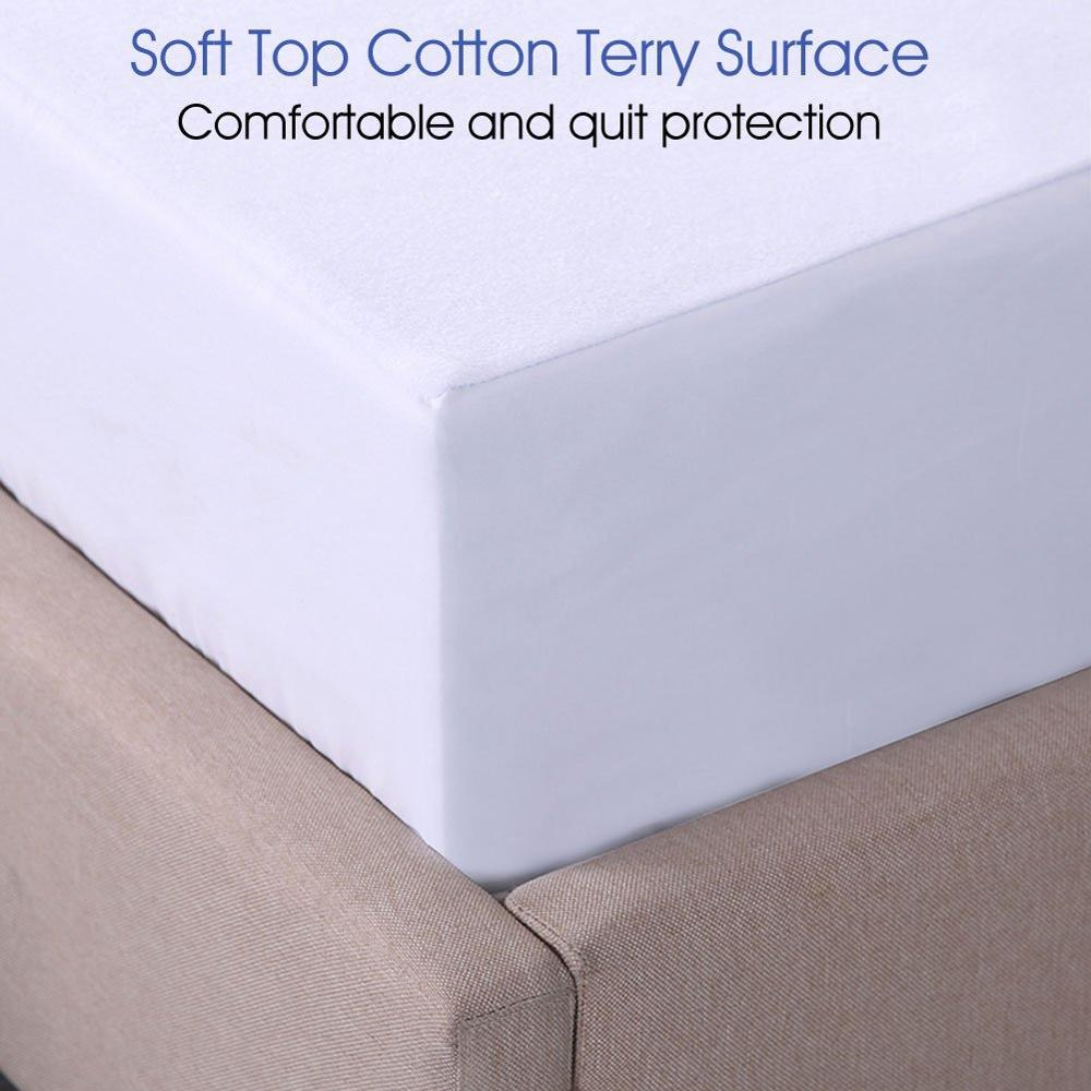 Medium Crop Of Cotton Mattress Pad