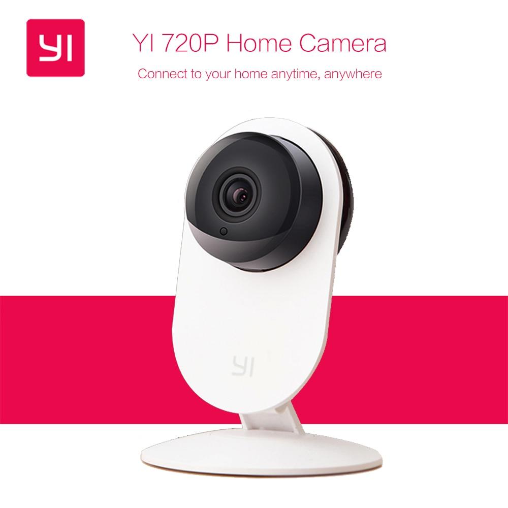 bilder für [Internationale Ausgabe] Xiaomi YI Smart Kamera Xiaoyi ameisen 720 P HD Home Kamera WiFi Drahtlose IP Camaras CCTV Webcam Nachtsicht