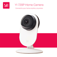 International Edition Xiaomi YI Smart Camera Xiaoyi Ants 720P HD Home Camera WiFi Wireless IP