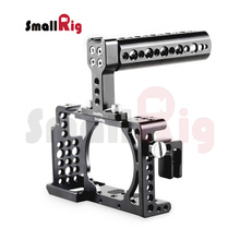 Kit de acessórios para sony a6300 smallrig/a6000/ilce-6000/ilce-6300/nex7 suporta a shoot em multi-ângulo handheld easily-1921