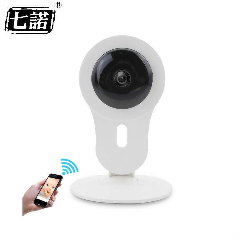 Seven Promise HD Mini IP Camera WIFI 720P Wireless Webcam Baby Monitor Camcorder CCTV Security Camera Micro SD P2P Onvif Camera only a promise