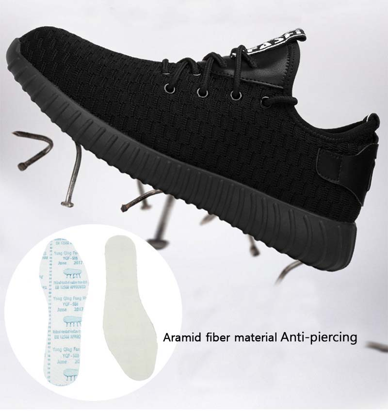 New-exhibition-men-Fashion-Safety-Shoes-Breathable-flying-woven-Anti-smashing-steel-toe-caps-Kevlar-Anti-piercing-mens-work-Shoe (12)