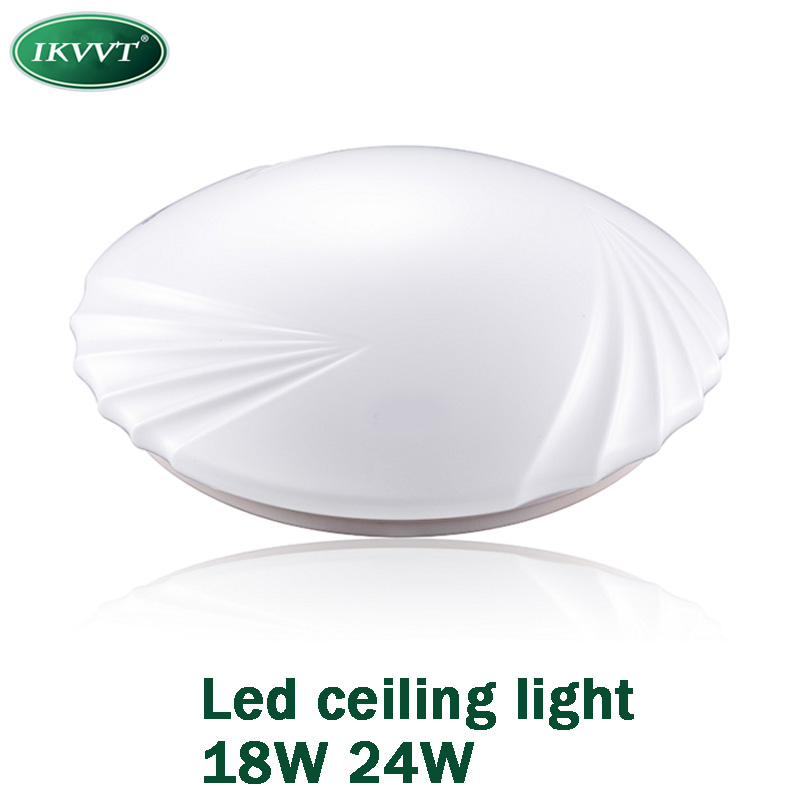 18W/24W Modern Simple Round Led To Absorb Dome Light