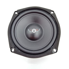 I KEY BUY 5Inch 5.25inch 1pc/unit 150W 8Ohm Louder Speaker Mid-Range HiFi Acoustic Stage KTV Box LoudSpeakers Free shipping