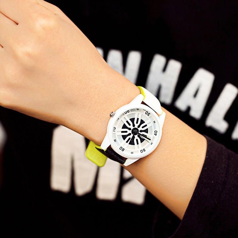 Fashion Feifan Hollow Watches Unique Stylish Women Men Casual Quartz Wristwatch