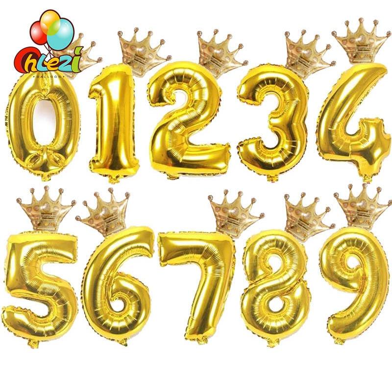 Loftus Gold Economy Foil Balloon Weight